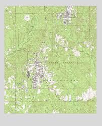 louisiana map fort polk fort polk la topographic map topoquest
