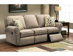 small corner reclining sofa leather recliner cozy seating home