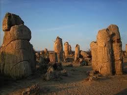 stone desert a desert in europe review of stone forest varna bulgaria