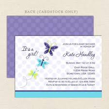 baby shower invites for girl baby shower invitations lil sprout greetings
