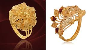gold ring design senco gold ring designs