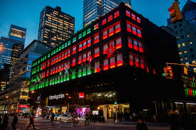 Bloomingdales New York Map by Nyc Christmas A Free Walking Tour Self Guided