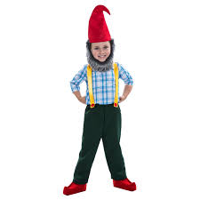 youth boys halloween costumes buy boys gnome costume