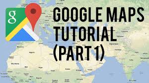 Gppgle Maps Google Maps Tutorial Part 1 Android Tutorials Youtube