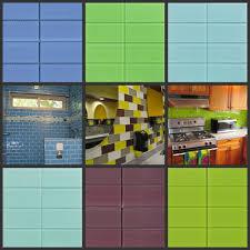 glamorous colored subway tile shower photo inspiration andrea