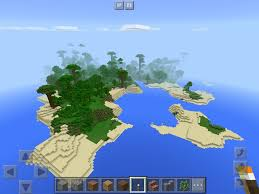 Minecraft Map Seeds Minecraft Pe Seed Large Jungle Island Minecraft Pe Hq