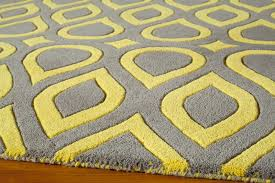 Geometric Kitchen Rug Rugged Fresh Kitchen Rug Area Rugs 8 10 As Grey And Yellow Rug