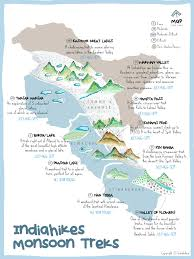Himalayas On World Map by Is It Possible To Do Himalayan Treks During Monsoon Indiahikes
