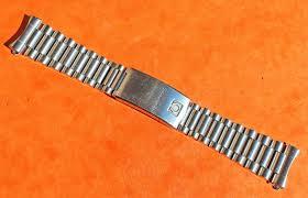 omega link bracelet images Omega rare vintage speedmaster moonwatch bracelet ssteel 20mm ref jpg