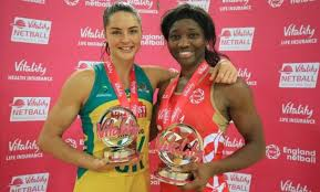 4 The Love Of Go L D by England Roses Squad Named For Netball Quad Series 4 The Love Of