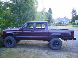1988 jeep comanche jeep comanche mods full of custom tricks jeeps