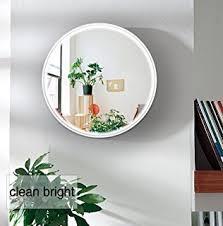 Wall Vanity Mirror With Lights Amazon Com Maykke Olivia 32