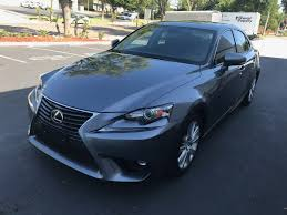 lexus is 250 spare tire 2015 lexus is 250 for sale in san diego ca 92111