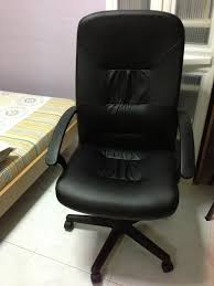 White Desk Chair Ikea by Perfect Inspiration On Ikea Leather Office Chair 17 Office Style