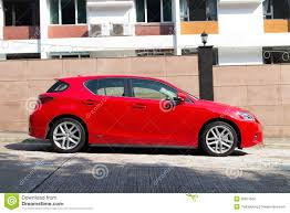 lexus hybrid hatchback 2014 lexus ct 200h hybrid car 2014 editorial stock image image 38951504