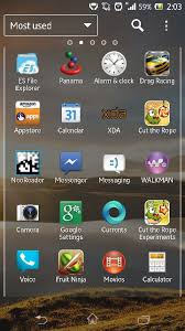 android 4 2 jelly bean new xperia home launcher in xperia zl c6503 android 4 2 2 jelly