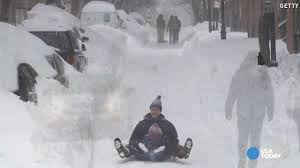 Worst Snowstorms In History Boston Breaks Seasonal Snowfall Record With 108 6 Inches