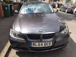 2005 bmw 330i e90 manual sparkling graphite sat nav brown leather