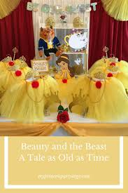What Town Is Beauty And The Beast Set In 112 Best Beauty And The Beast Princess Party Images On Pinterest