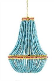 turquoise beaded chandelier best 25 turquoise chandelier ideas on bistro