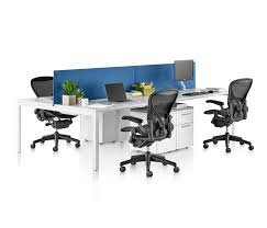 layout studio desking systems from herman miller architonic