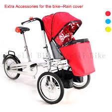 siège vélo é livraison gratuite housse de pluie de bébé siège de la poussette