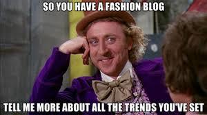 Fashion Meme - meme maker upload picture