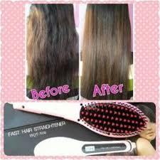 Sisir Indo jual sisir pelurus rambut hair straightner magic hair comb sisir