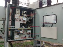 substation maintenance breakers