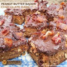 we like anything with bacon in it even desserts and you can u0027t go