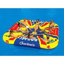 amazon com emperor island party lounge raft river lake dock