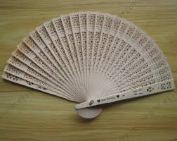 personalized folding fans personalized fan etsy