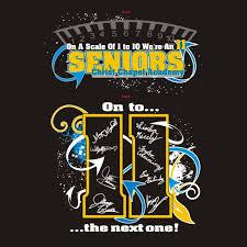 Screen Print Design Ideas Shirt Art Senior Class Custom T Shirts Designs Spiritwear
