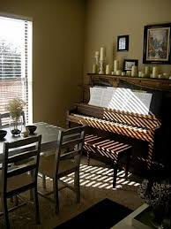 The Dinning Room Best 25 Upright Piano Ideas On Pinterest Upright Piano Decor