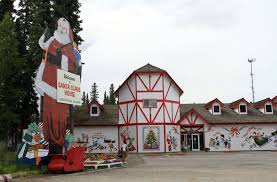 santa claus house north pole ak claus house north pole alaska