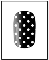 black and white nail designs with pictures and styling tips