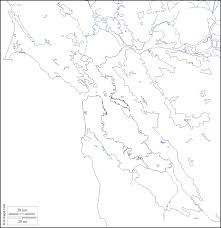 Map Of San Francisco Bay Area San Francisco Bay Free Map Free Blank Map Free Outline Map