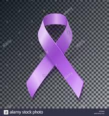 periwinkle ribbon periwinkle ribbon on geometric background disorder