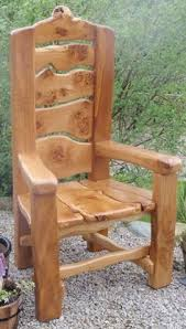 Furniture Maple Wood Furniture Frightening by Hand Made Rocking Chair Carved From One Chunk Of Wood Amazing