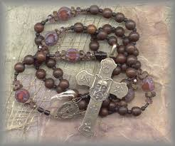 chaplet of the holy rosary workshop rosaries the secret of thy rdsp 2672 73