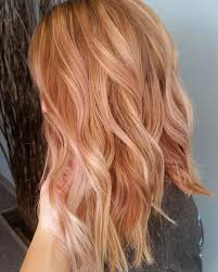golden apricot hair color red hair with blonde balayage fabulous hair pinterest