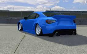 subaru gtr white lfs subaru brz mod mods cars maps skins keymods com