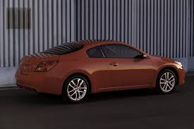 2010 nissan altima coupe facelifted model fully revealed and priced