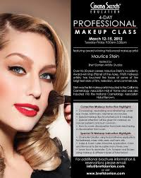 professional makeup artist classes brett dorrian artistry studios maurice stein legendary
