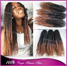 ombre marley hair yuanhaibo marley braid synthetic hair ombre kinky twist marley