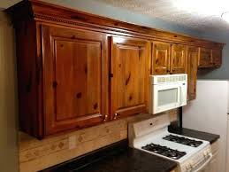 Knotty Pine Kitchen Cabinet Doors Charming Knotty Pine Cabinet Rustic Knotty Pine Kitchen Cabinet