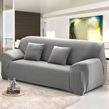 Sofa Covers For Leather Couches Arm Chair 2 Seater Sofa Cover Slipcover Stretch Lounge