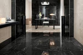 black marble flooring marble look floors and walls by atlas concorde