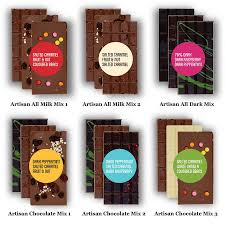 s day chocolate s day chocolate bar box set by gift library