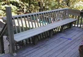 railings lighting pergolas u0026 seating for decks homeowner